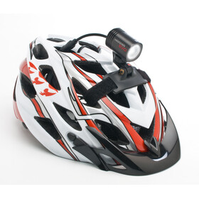 SIGMA SPORT Karma Evo Pro Front Light Set incl. Charger & Helmet Bracket